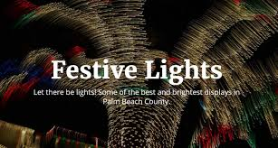 crockett fantasy of lights christmas lights best in west palm beach jupiter lake worth