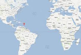 grenada location on world map map of grenada world
