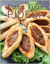 recette de cuisine turque pizza turque a la viande hachée kiymali pide recettes faciles