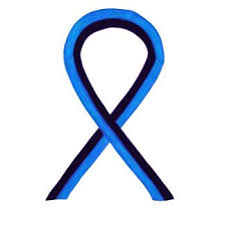 blue support ribbon 200 best blue and black awareness ribbon images on