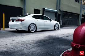 lexus pembroke pines tires 2015 acura tlx sedan tuned by pembroke pines u0026 vossen w video