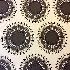 hd032 brown medallion mandala geo geometric earth tone drapery