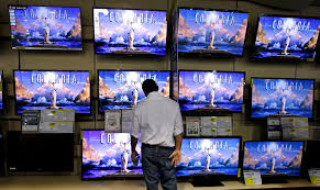 best led tv deals black friday 2012 a shopping frenzy images from black thursday and black friday
