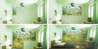 papier peint pour chambre d enfant papier peint au motif des dinosaures pour chambre d enfants