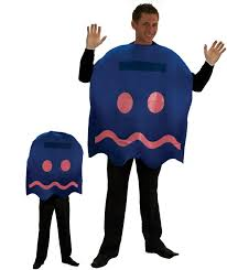 Pacman Halloween Costume Pac Man Power Pellet Ghost Costume Costumes