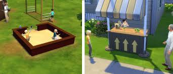 Sims 3 Awning The Sims 4 Tutorial Using Half Walls In Your Game Simsvip
