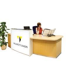 Contemporary Reception Desks by Evolution Light Reception Desks Reception Counters Apres Furniture
