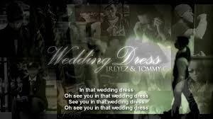 wedding dress version lyrics taeyang wedding dress version c of ibu j reyez