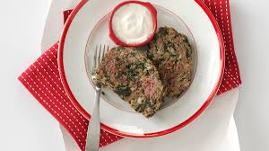 america s test kitchen meatloaf gyro meat loaf with tzatziki sauce recipe taste of home