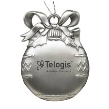 color pewter ornament