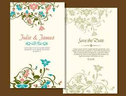 Wedding Template Invitation Wedding Invitation Card Templates For Making Your Own Designs