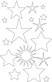 12 dessins de coloriage étoile De Noel à Imprimer à imprimer