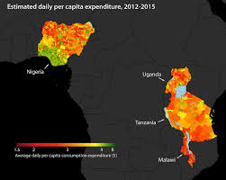 Satellite Maps 2015 Stanford Scientists Combine Satellite Data Machine Learning To