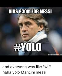Meme Maker Net - bids e30m for messi haolo meme maker net and everyone was like wtf