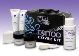 cm beauty by covermark tattoo cover kit concealment cosmetics
