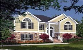 split level style bi level house plans professional builder house plans