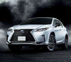 johnson lexus collision lexus to start sales of fully redesigned rx with japan launch on