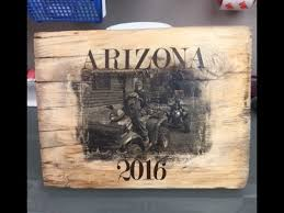diy laser print picture transfer to wood tutorial
