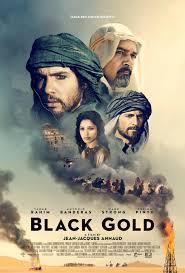 brand new black gold poster filmofilia