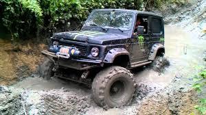 jeep monster energy suzuki samurai monster to be youtube