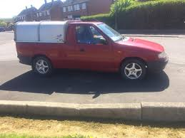 volkswagen caddy pickup lifted small van suggestions retro rides