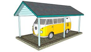 double carport plans myoutdoorplans free woodworking and with