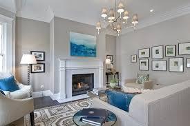abby manchesky interiors blue sofa u0026 grey walls
