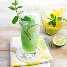 mojito cocktail mix mojito slush recipe taste of home