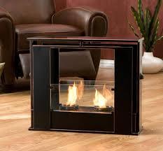 glass fireplace rocks binhminh decoration