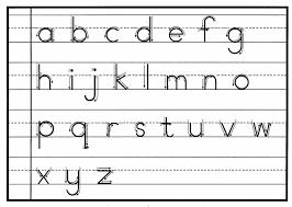 handwriting worksheet maker for kindergarten u0026 printables free