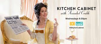 abc tv kitchen cabinet annabel crabb on twitter abc tv how to