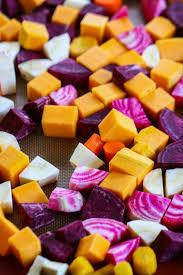 Freezing Root Vegetables - maple cinnamon glazed root vegetables eat live run
