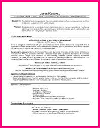 Sample Resume For Ojt Mechanical Engineering Students 10 resume objective samples for students