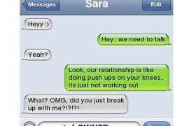 Text Meme - break up text breakup texts know your meme