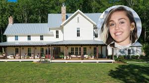 miley cyrus u0027 tennessee home is gorgeous today com