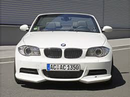 1 Series Convertible 2008 Ac Schnitzer Acs1 Bmw 1 Series Convertible Front 1280x960