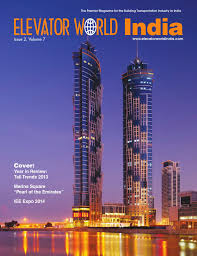 mitsubishi electric elevator logo elevator world india by elevator world issuu