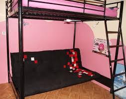 lit mezzanine et canapé photo lit mezzanine 2 places avec canape lit chaios com