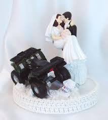atv romantic wedding cake topper wedding cake cake ideas by