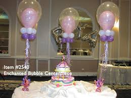 balloon centerpiece balloon centerpieces 2540 enchanted balloon centerpiece