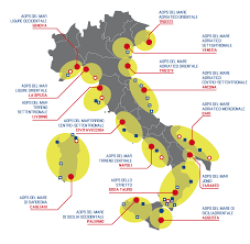 Italian Map Inside The Industry A Mixed Performance At Italian Ports Contship