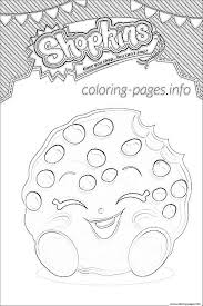 print shopkins cheeky chocolate and babies coloring pages all