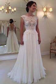 robe de mariã e avec dentelle de mariée simple ras du sol avec dentelle à basque