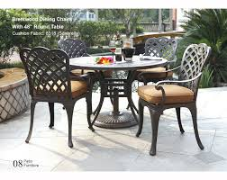 Patio Furniture In Nj by Brentwood Patio Table Set Dwl Patio Furniture Nj Wholesale