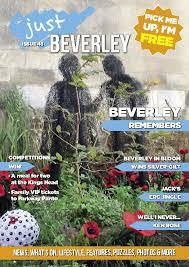 Magazine  Just Beverley
