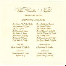sample of wedding invitations in spanish wedding invitation sample