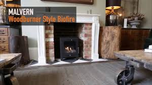 malvern bio ethanol fireplace youtube