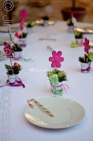 table enfant mariage un chemin de table lilas ultra original pour vos cérémonies de