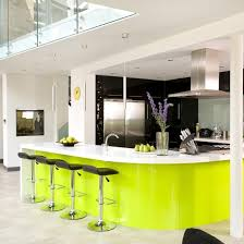 Lime Green Kitchen Cabinets Lime Kitchen Video And Photos Madlonsbigbear Com