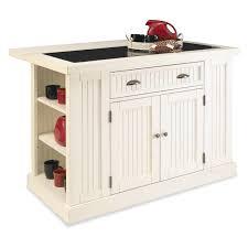 white kitchen island cart home styles nantucket kitchen island black hayneedle